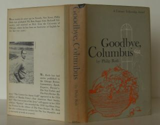 Goodbye, Columbus. Philip Roth