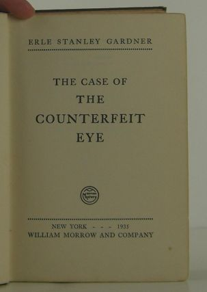 The Case of the Couterfeit Eye