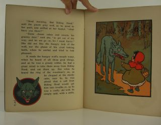 Denslow's Little Red Riding Hood