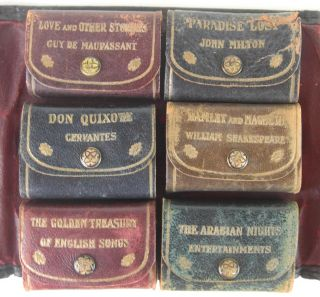 The Marvelous Miniature Library (6 volumes)