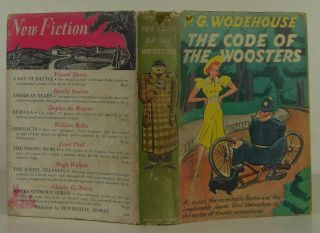 The Code of the Woosters. P. G. Wodehouse