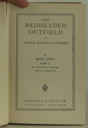 The Red-Headed Outfield and Other Baseball Stories