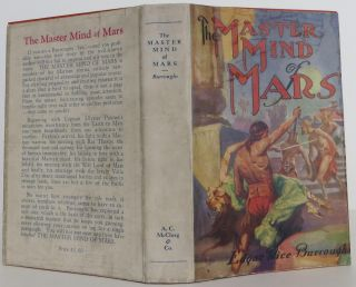 The Master Mind of Mars. Edgar Rice Burroughs