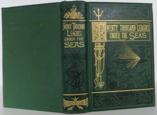 Twenty Thousand Leagues Under the Seas. Jules Verne