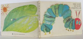 The Very Hungry Caterpillar. Eric Carle