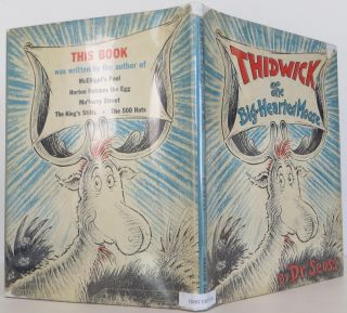 Thidwick the Big Hearted Moose. Seuss Dr