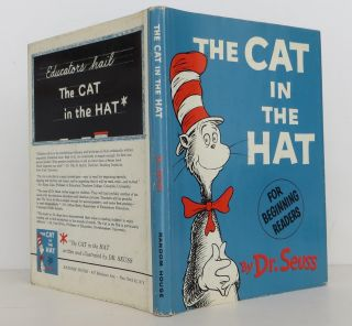 The Cat in the Hat. LeSieg Seuss Dr., Theo