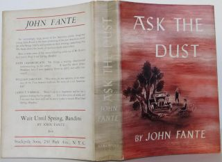 Ask the Dust. John Fante