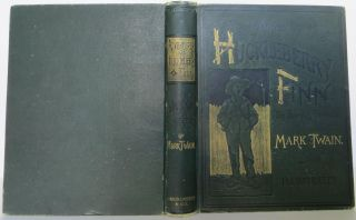 The Adventures of Huckleberry Finn. Mark Twain