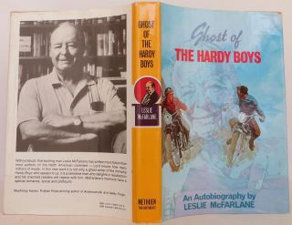 Ghost of the Hardy Boys. Leslie McFarlane