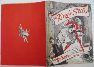 The King's Stilts. LeSieg Seuss Dr., Theo