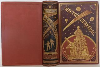 Hector Servadac or the Career of a Comet. Jules Verne