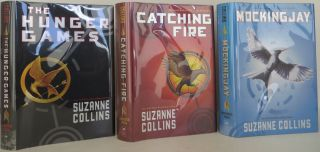 The Hunger Games Trilogy. Suzanne Collins