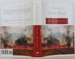 Cities of the Plain: A Novel (Border Trilogy, Vol. 3). Cormac McCarthy