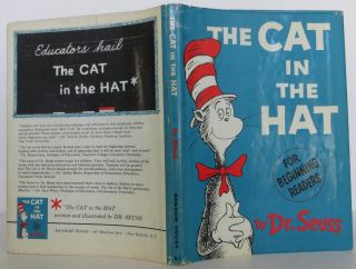 The Cat in the Hat. Dr. Seuss