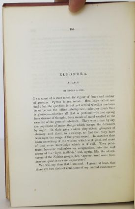 Eleonora in The Gift: A Christmas and New Year's Present for 1842