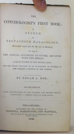 The Conchologist's First Book