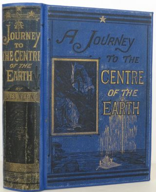 A Journey to the Centre Center of the Earth. Jules Verne
