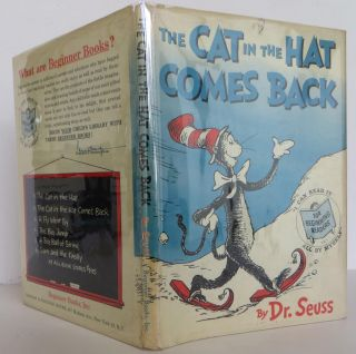 The Cat in the Hat Comes Back. LeSieg Seuss Dr., Theo