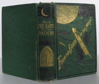 From the Earth to the Moon. Jules Verne