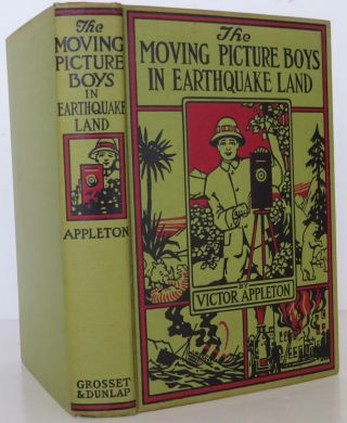 The Moving Picture Boys In Earthquake Land