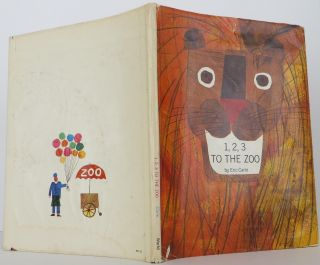 1,2, 3 to the Zoo. Eric Carle