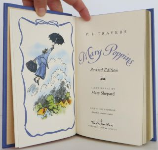 Mary Poppins with three other titles