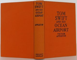 Tom Swift and his Ocean Airport