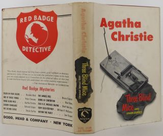 Three Blind Mice. Agatha Christie