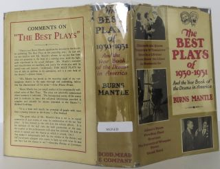 The Best Plays of 1930-31. Ernest Hemingway
