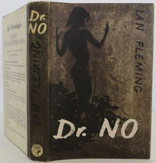 Dr. No. Ian Fleming