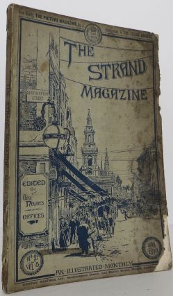 The Adventure of the Stockbroker's Clerk, in the Strand Magazine. A. Conan Doyle