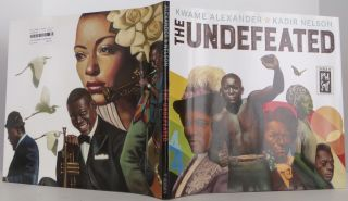 The Undefeated. Kwame Alexander