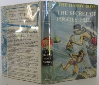 Hardy Boys: The Secret of Pirates' Hill. Franklin W. Dixon