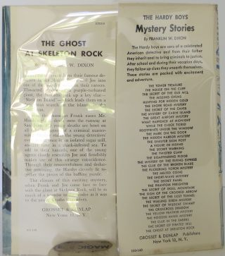 The Hardy Boys: The Ghost at Skeleton Rock
