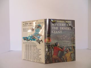 The Hardy Boys: Mystery of the Desert Giant. Franklin W. Dixon