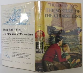 The Hardy Boys: The Mystery of the Chinese Junk. Franklin W. Dixon