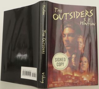 The Outsiders. S. E. Hinton
