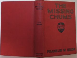 The Hardy Boys: The Missing Chums