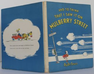 And to Think That I Saw it on Mulberry Street